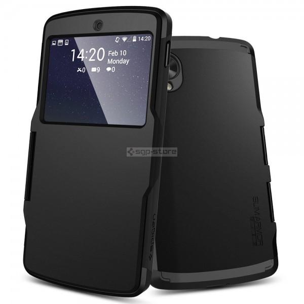Защитный чехол для Nexus 5 - Spigen - SGP - Slim Armor View