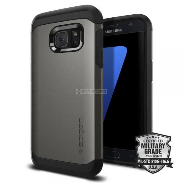 Защитный чехол для Galaxy S7 - Spigen - SGP - Tough Armor