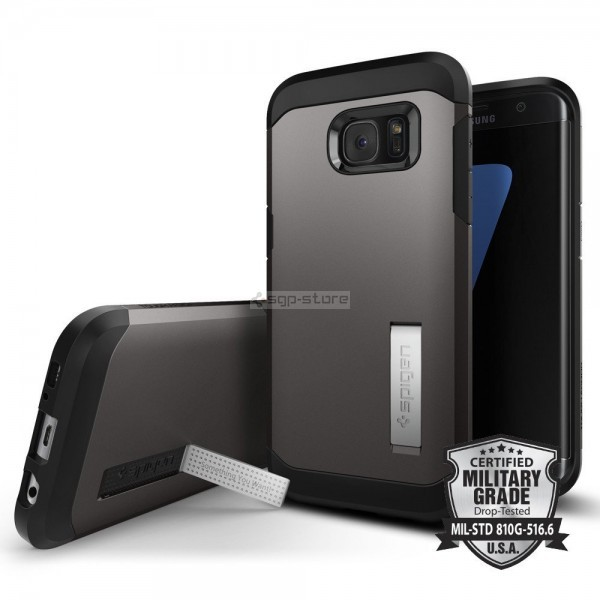 Защитный чехол для Galaxy S7 Edge - Spigen - SGP - Tough Armor