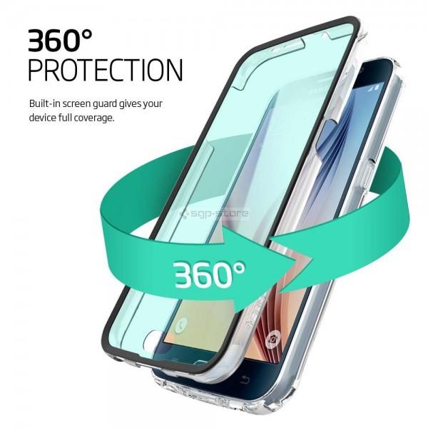 Защитный чехол для Galaxy S6 - Spigen - SGP - Ultra Hybrid FX