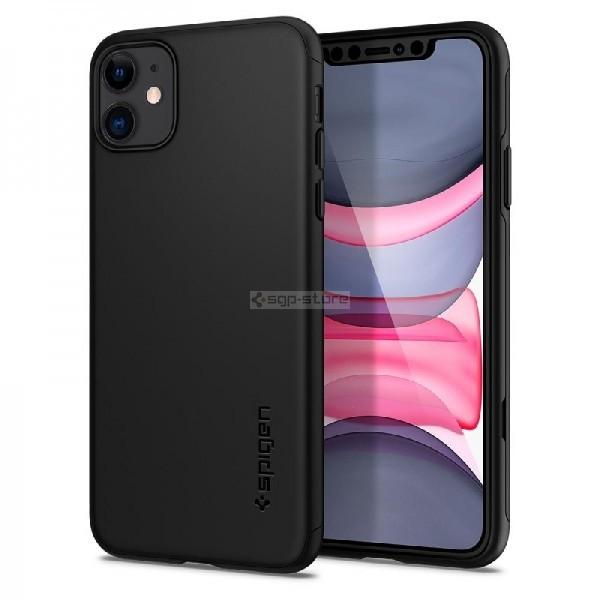 Защитный чехол для iPhone 11 - Spigen - SGP - Thin Fit 360