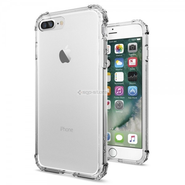 Защитный чехол для iPhone 8 Plus / 7 Plus - Spigen - SGP - Crystal Shell